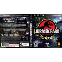 Jurassic Park The Game Psn Ps3 Midia Digital Original