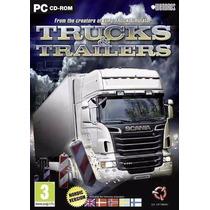 Pc Trucks E Trailers - Novo - Original - Lacrado Frete Barat