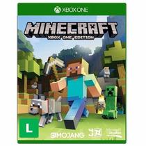 Jogo Para Xboxone Minecraft Midiafisica Original Lacrado