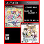 Combo Rpg Tales Of Xillia E Tales Of Graces F Ps3 Psn Oferta