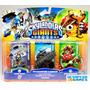 Bonecos Skylanders Giants Triple Pack Ps4 Xbox 3ds Wii U Ps3