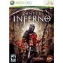 Dantes Inferno Xbox 360 Original Lacrado Pronta Entrega