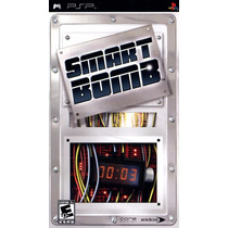 Jogo Smart Bomb Original Para Playstation Portatil A5778