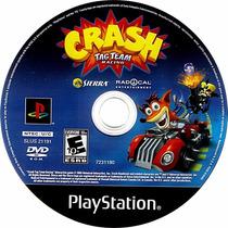 Crash Team Racing Patch - Ps1 Cds Impressos