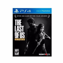 Jogo The Last Of Us Remastered Código Psn Ps4