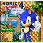 Sonic The Hedgehog 4 Episode I Jogos Ps3 Codigo Psn