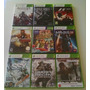 Jogos Xbox 360 Usados Tombraider Cod Bo2 Ufc Assassins Creed