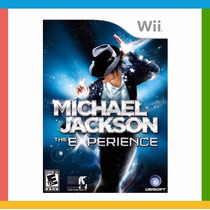 Jogo - Michael Jackson: The Experience Wii