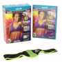 Zumba Fitness World Party Com Zumba Belt Novo Lacrado Wii U