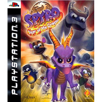 Spyro Year Of The Dragon Ps3 Psn Midia Digital Original