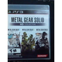 Metal Gear Solid Hd Collection Frete R$10,00