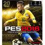 Jogo De Futebol Pes 2016 Ps4 Playstation 4