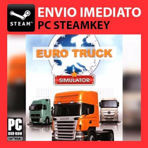 Euro Truck 1 - Steam Key Pc Original