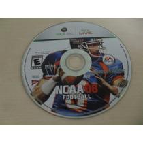 Ncaa Football 08 Original Somente O Disco Xbox 360