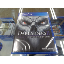 Darksiders Ii Deathinitive Edition Ps4 Lançamento 04/10