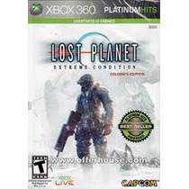 Lost Planet Extr Cond Colonies Edition - Original Impecável