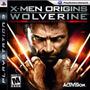 Jogo Playstation 3 X-men Origins Wolverine