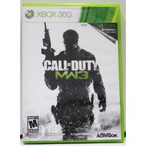 Call Of Duty Modern Warfare 3 (original) - Xbox360