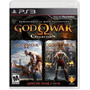 Jogo God Of War Collection Colêtanea 2 Jogos - Para Ps3