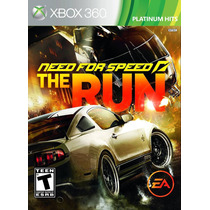 Xbox 360 - Need For Speed The Run