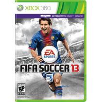 Jogo Fifa 13 2013 Xbox 360 X360 Pronta Entrega Português