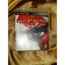 Jogo God Of War 3 Ps3 Estado De Novo