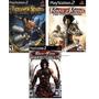 Prince Of Persia Ps2 Patch (kit C/ 3 Jogos) Frete Grátis