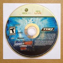Wwe Smackdown Vs Raw 2008, Xbox 360. Jogo Americano Original