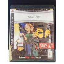 Jogo Fallout 3 Playsation 3, Original, Usado