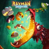 Ps3 Pacote Rayman 1 + 2 + 3 Hd + Origins + Legends