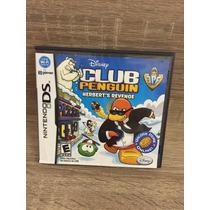 Jogo Clube Penguin Herbert