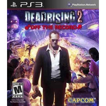 Is Jogo Ps3 Dead Rising 2 Off The Record Mídia Física Lacra