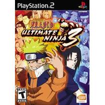 Naruto Ultimate Ninja 3 Ps2 Patch