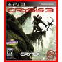 Crysis 3 Ps3 Psn Promocao