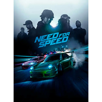 Need For Speed 2015 Ps4 Conta Secundária Psn