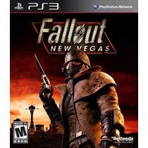 Fallout: New Vegas - Ps3 / Playstation 3 Original E Lacrado