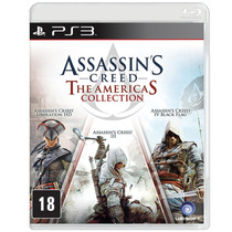Jogo Assassin´s Creed: The Americas Collection - Ps3