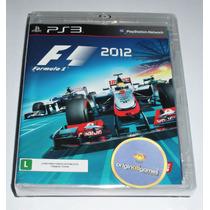 F1 Formula 1 2012 | Esporte | Corrida | Jogo Ps3 | Original