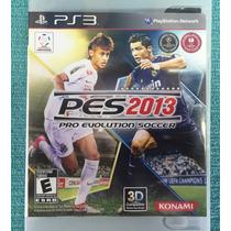 Jogo Pes 2013 Playstation 3, Novo Lacrado