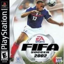 Fifa Soccer 2002 Patch Ps1 / Pc F.grátis