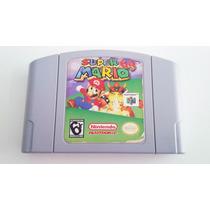 Super Mario 64 N64 Usado