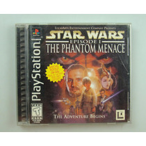 Star Wars Episode 1 The Phantom Menace / Play 1 - Original!