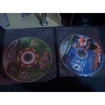 Vendo Dois Jogos Originais D Xbox 360 Pouco Usado