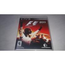 Formula 1 2011 Ps3 Semi Novo