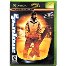 Amped 2 Original Xbox Americano Compatível Xbox 360 C/ Hd.