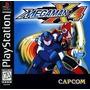 Mega Man X4 Patch Ps1+1 De Brinde