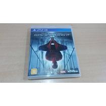 The Amazing Spider Man 2 Ps3 - O Incrivel Homem Aranha
