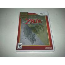 Zelda Twilight Princess - Novo - Lacrado - Original