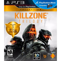 Killzone Trilogy Ps3 Seminovo