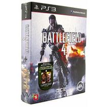 Ps3 - Battlefield 4 (edição Brasileira + Tropa De Elite